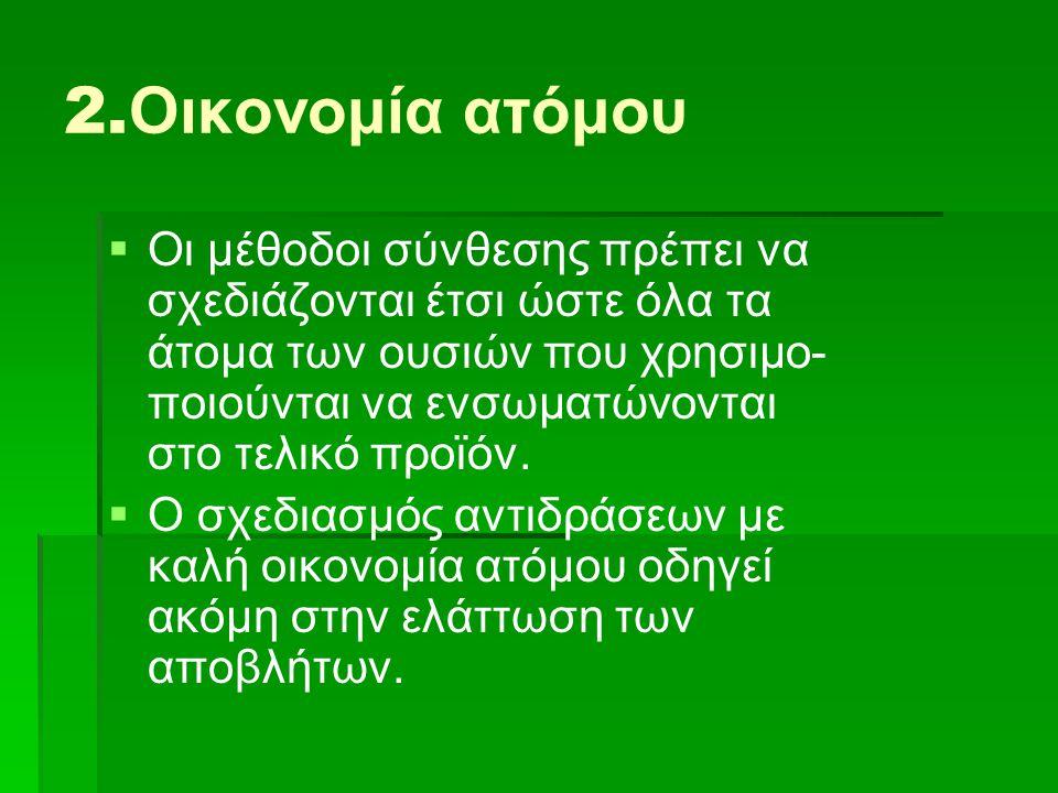 2.Οικονομία ατόμου