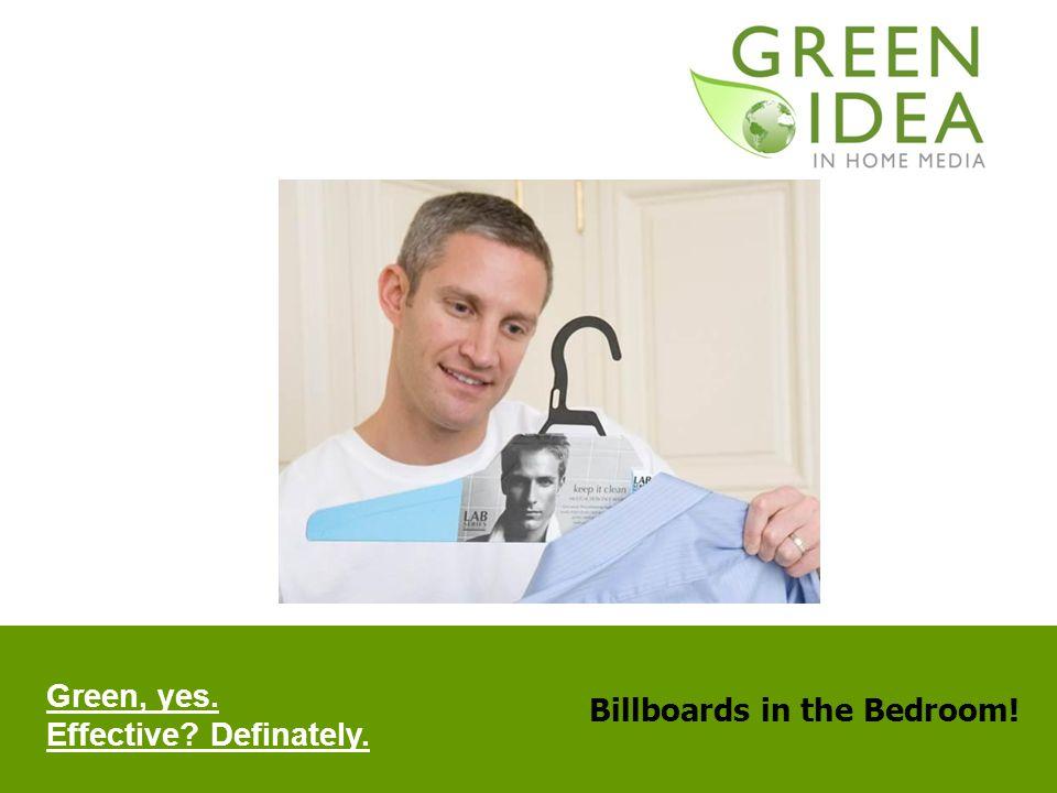 Billboards in the Bedroom!