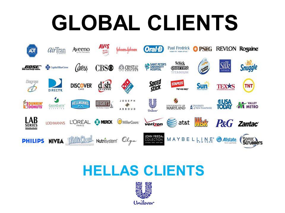 GLOBAL CLIENTS HELLAS CLIENTS