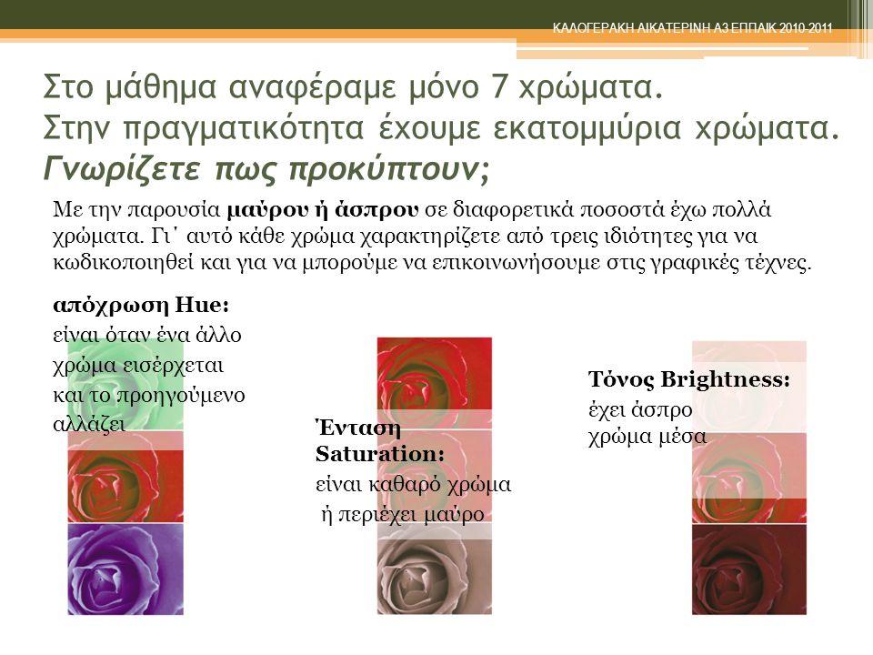 KΑΛΟΓΕΡΑΚΗ ΑΙΚΑΤΕΡΙΝΗ Α3 ΕΠΠΑΙΚ 2010-2011