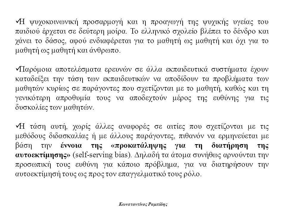 Κωνσταντίνος Ραμπίδης