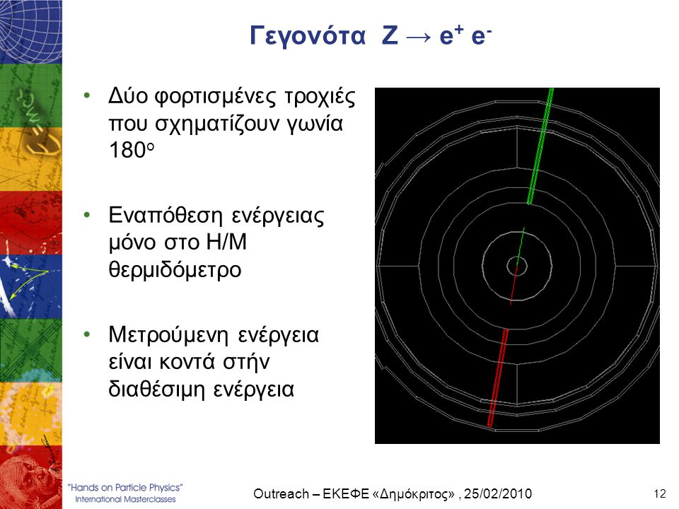 Outreach – ΕΚΕΦΕ «Δημόκριτος» , 25/02/2010