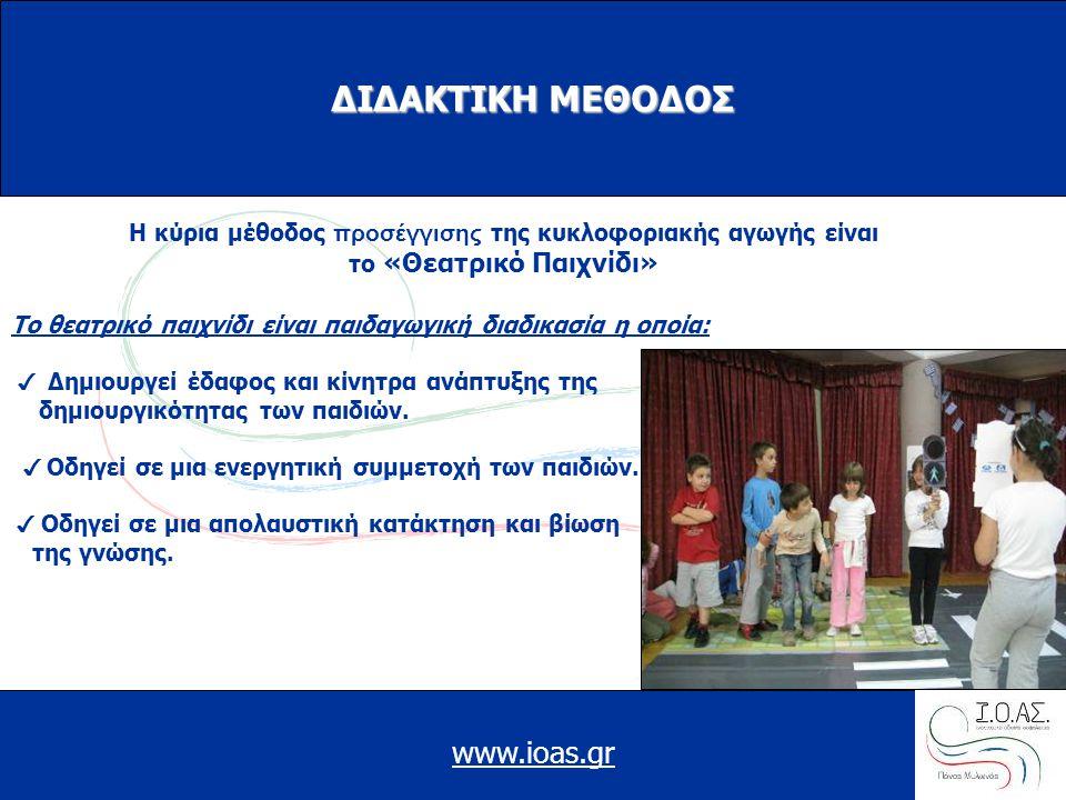 ΔΙΔΑΚΤΙΚΗ ΜΕΘΟΔΟΣ www.ioas.gr