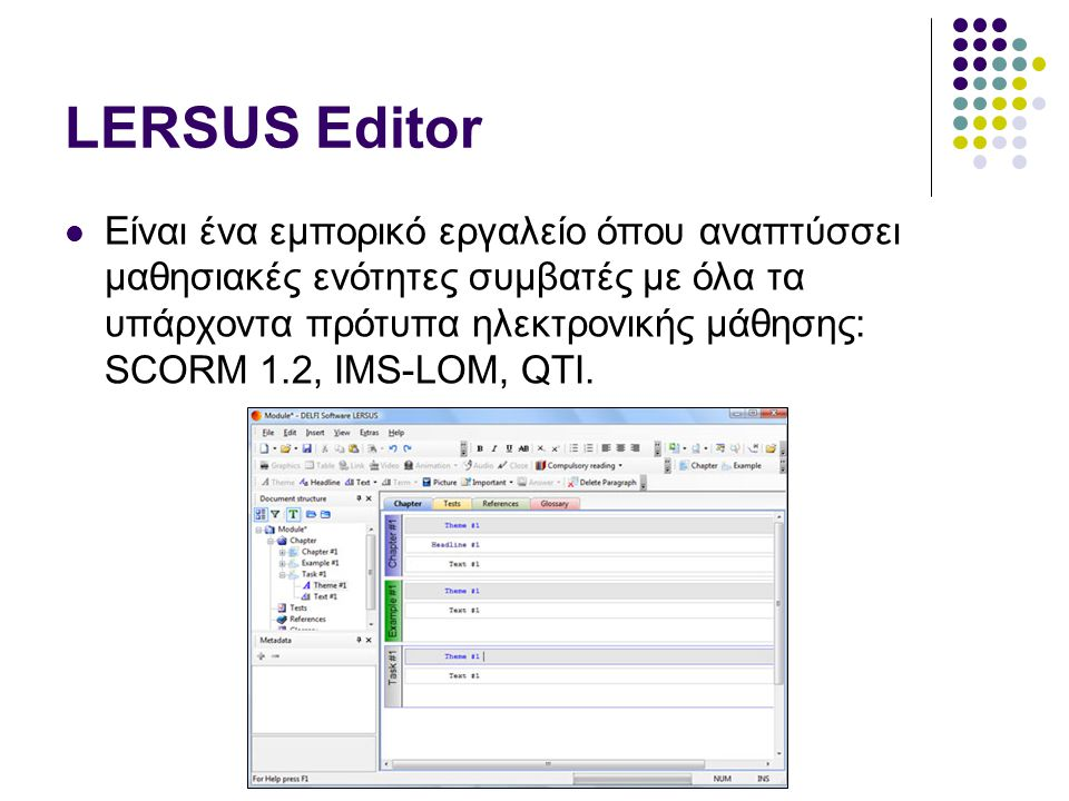 LERSUS Editor