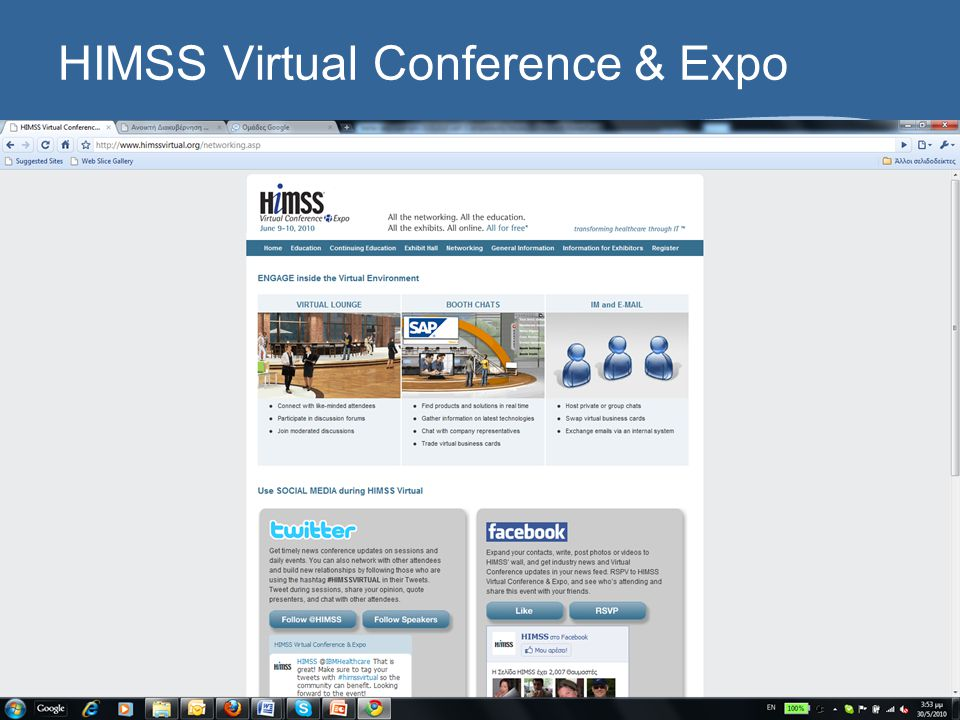 HIMSS Virtual Conference & Expo
