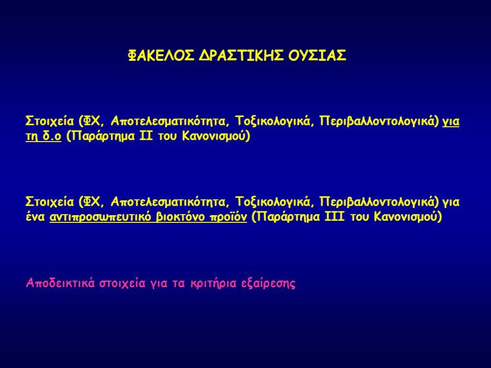 ΦΑΚΕΛΟΣ ΔΡΑΣΤΙΚΗΣ ΟΥΣΙΑΣ