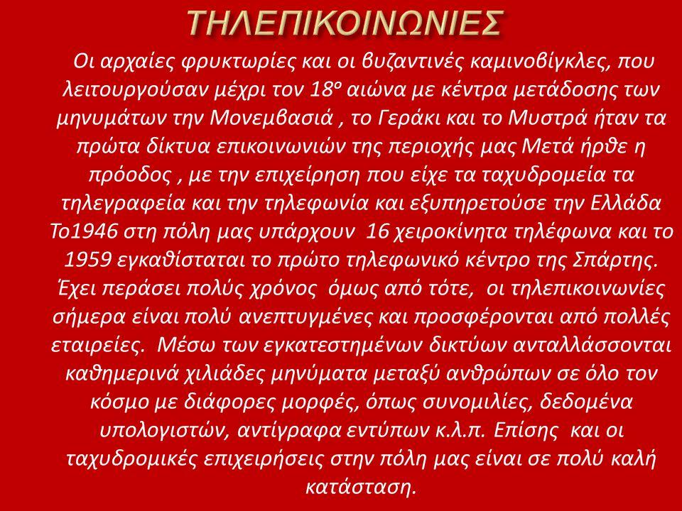 ΤΗΛΕΠΙΚΟΙΝΩΝΙΕΣ