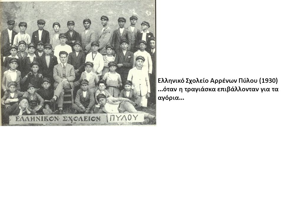 Ελληνικό Σχολείο Αρρένων Πύλου (1930)