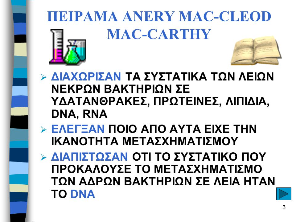 ΠΕΙΡΑΜΑ ANERY MAC-CLEOD MAC-CARTHY