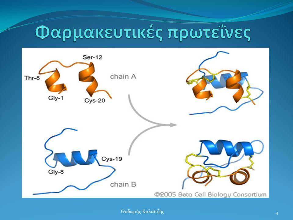 Φαρμακευτικές πρωτεΐνες