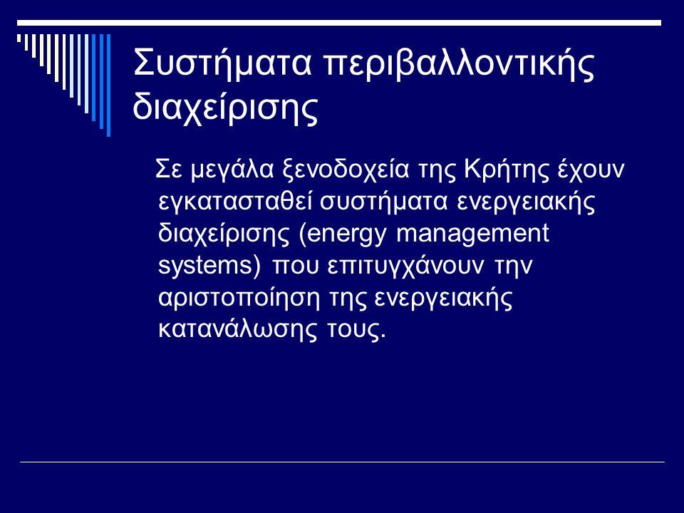 Συστήματα περιβαλλοντικής διαχείρισης