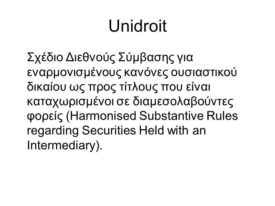 Unidroit
