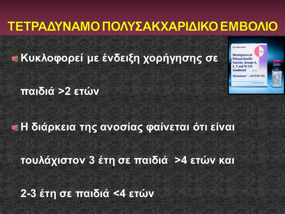 ΤΕΤΡΑΔΥΝΑΜΟ ΠΟΛΥΣΑΚΧΑΡΙΔΙΚΟ ΕΜΒΟΛΙΟ