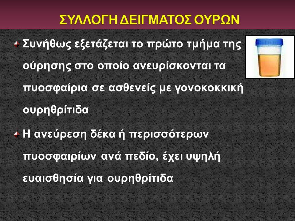 ΣΥΛΛΟΓΗ ΔΕΙΓΜΑΤΟΣ ΟΥΡΩΝ