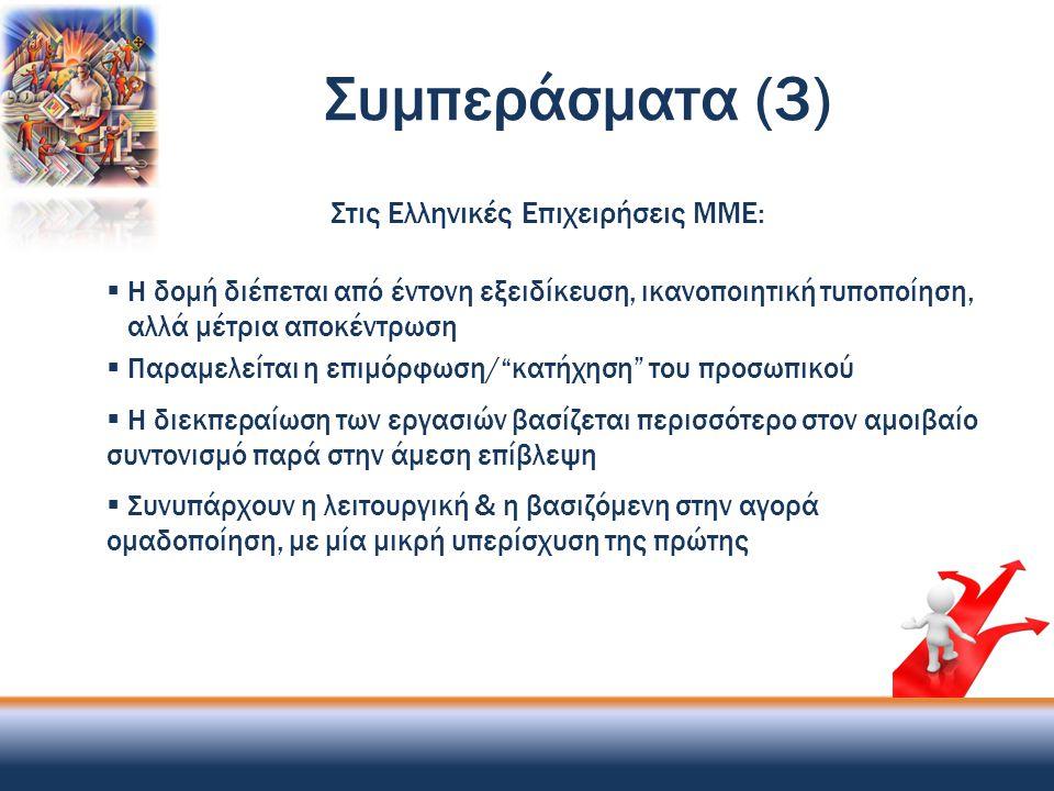 Στις Ελληνικές Επιχειρήσεις ΜΜΕ: