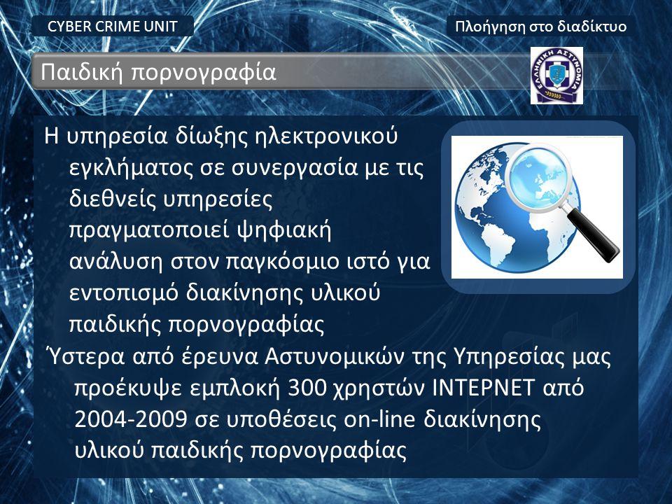 Πλοήγηση στο διαδίκτυο