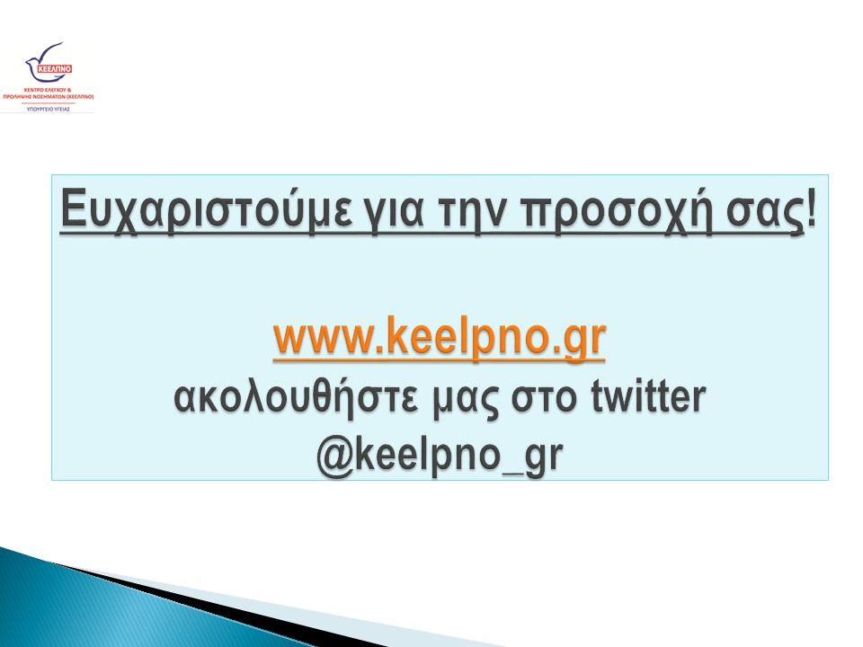 Ευχαριστούμε για την προσοχή σας. www. keelpno