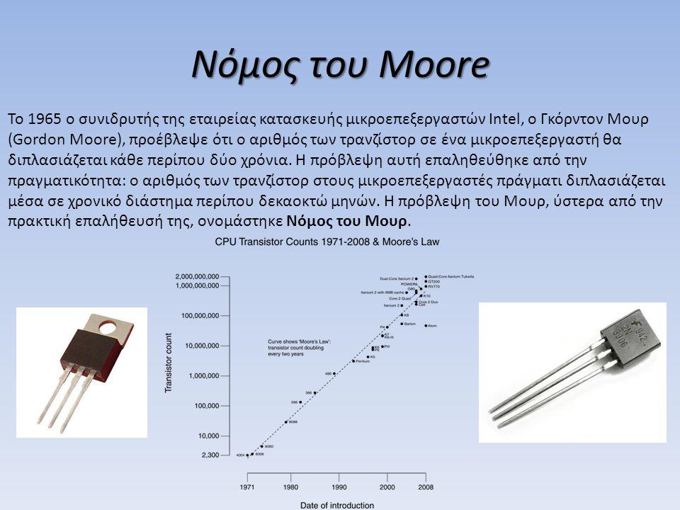 Νόμος του Moore