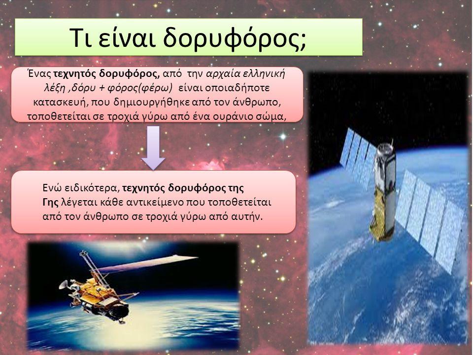 Τι είναι δορυφόρος;