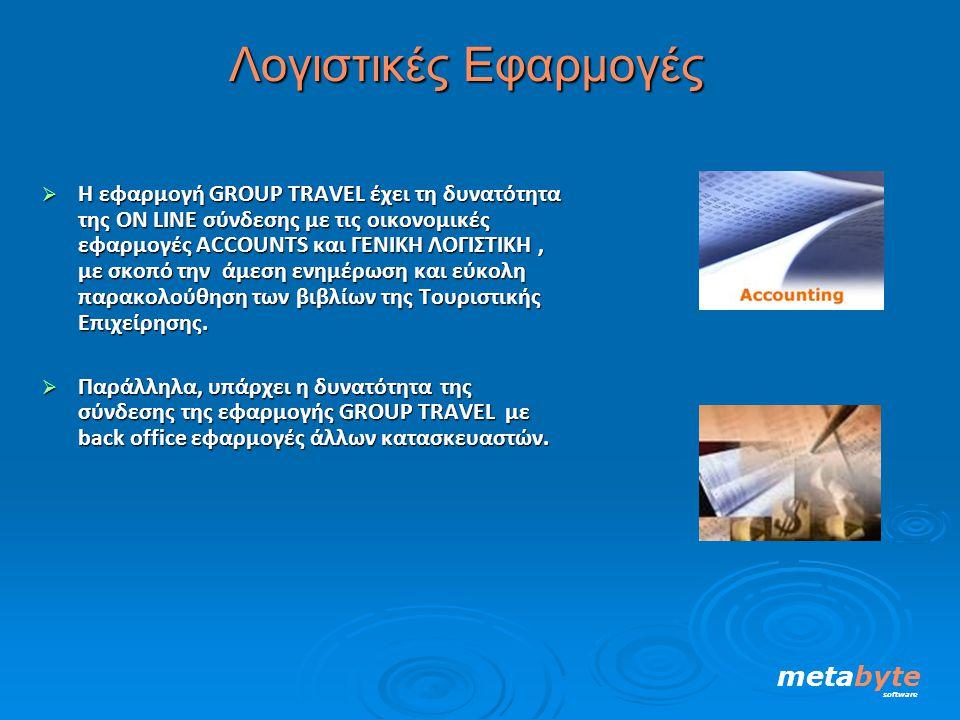 Λογιστικές Εφαρμογές metabyte
