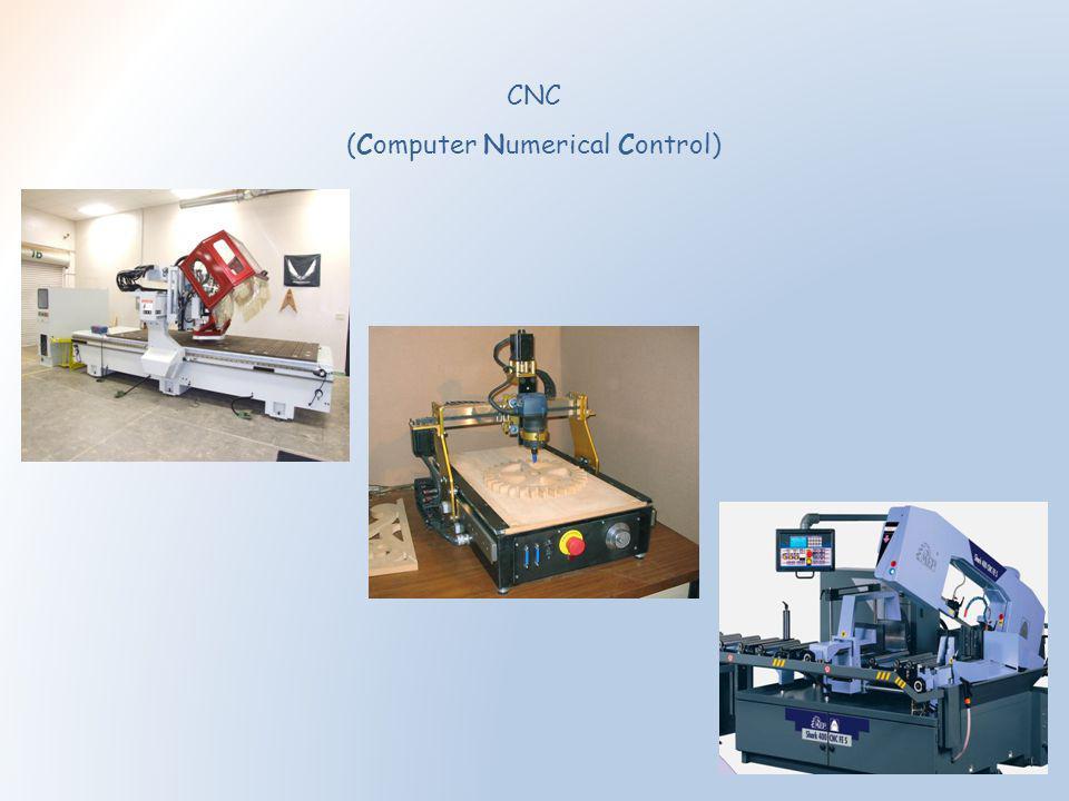 (Computer Numerical Control)