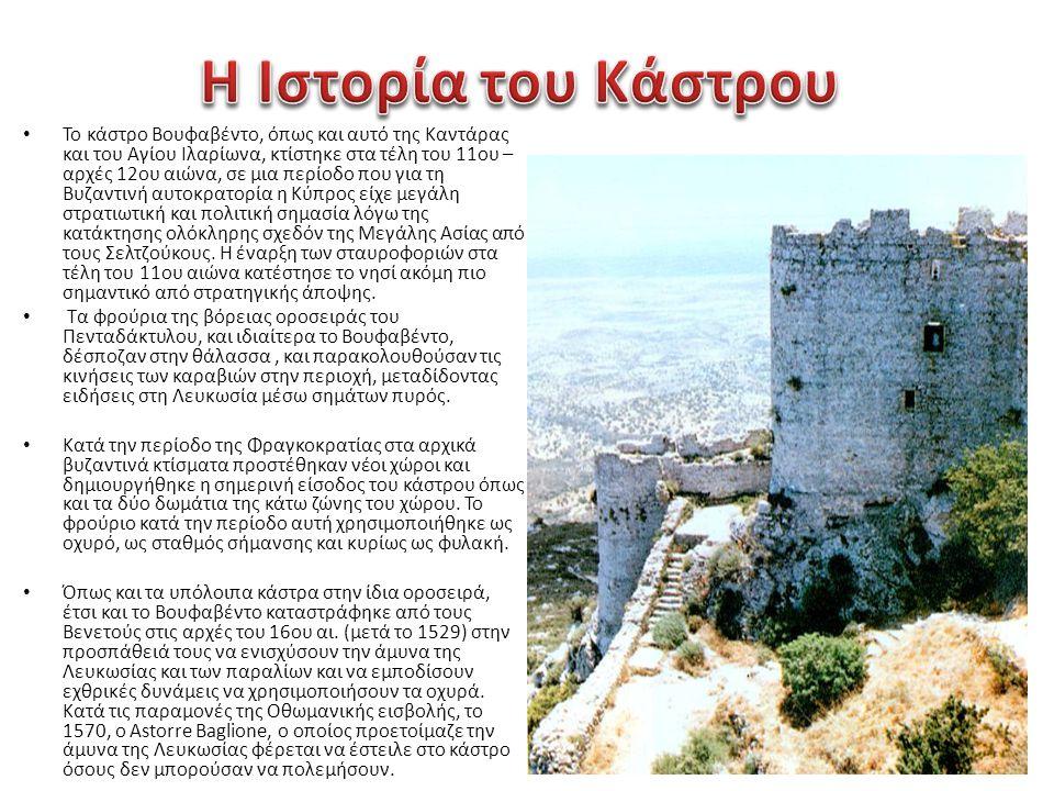 Η Ιστορία του Κάστρου