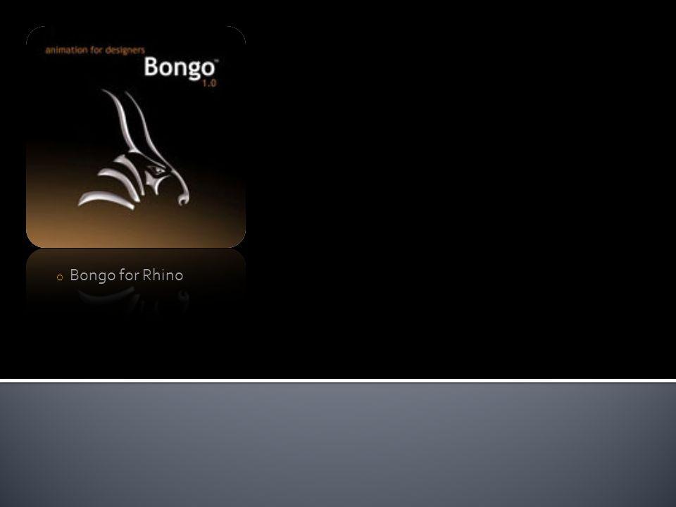 Bongo for Rhino bgfnbgfdmng