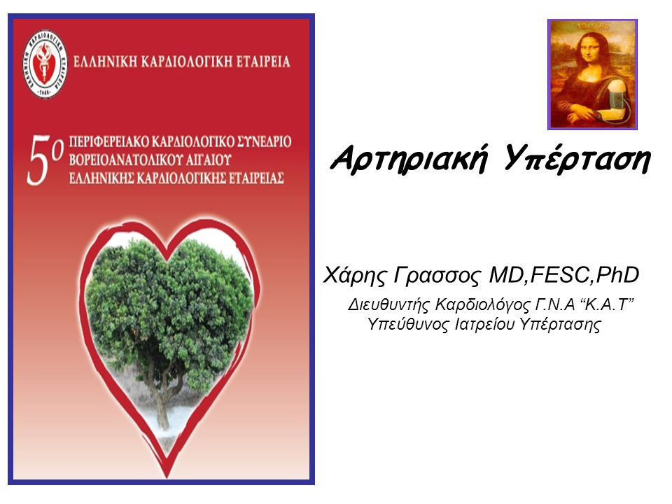 Χάρης Γρασσος MD,FESC,PhD