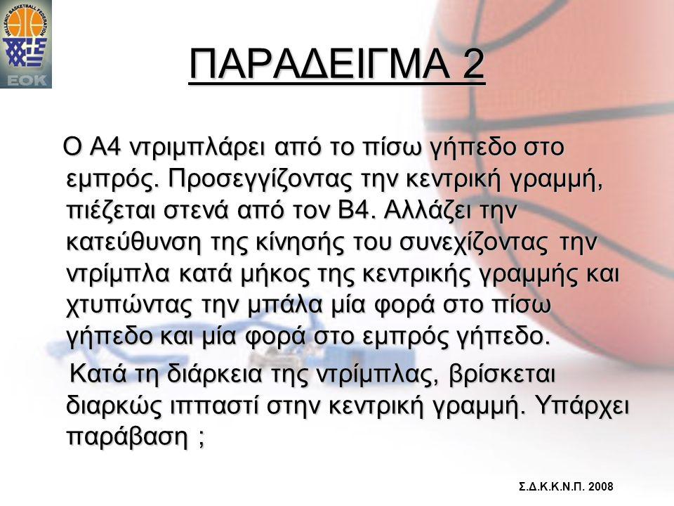 ΠΑΡΑΔΕΙΓΜΑ 2