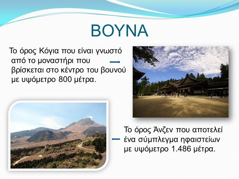 ΒΟΥΝΑ Το όρος Κόγια που είναι γνωστό από το μοναστήρι που