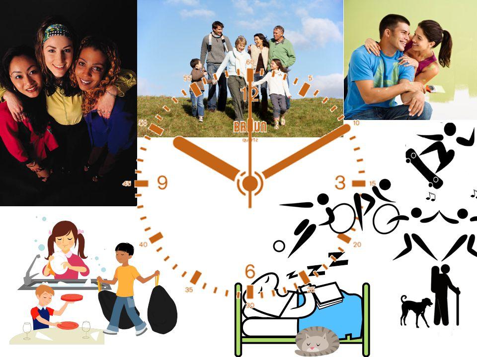 Στερούμε χρόνο από τους φίλους, την οικογένεια την σχέση μας.