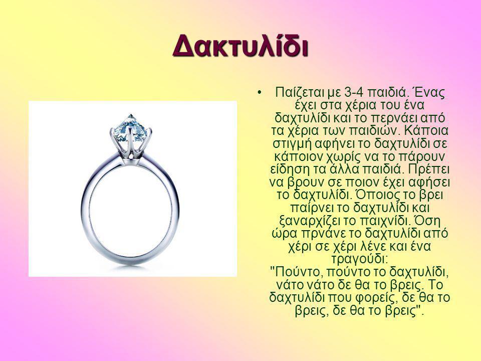 Δακτυλίδι