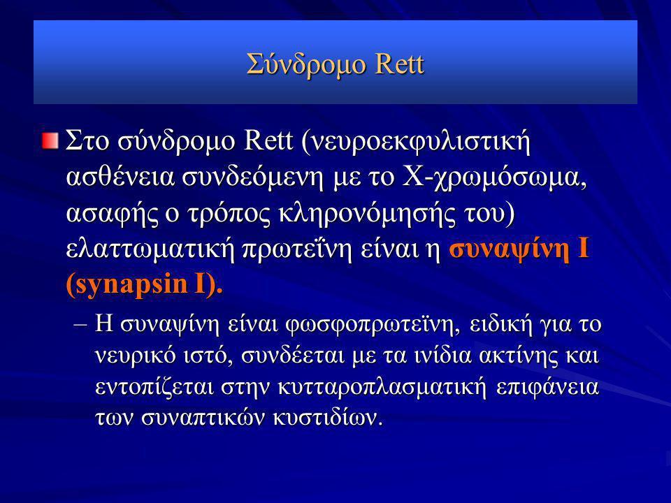 Σύνδρομο Rett