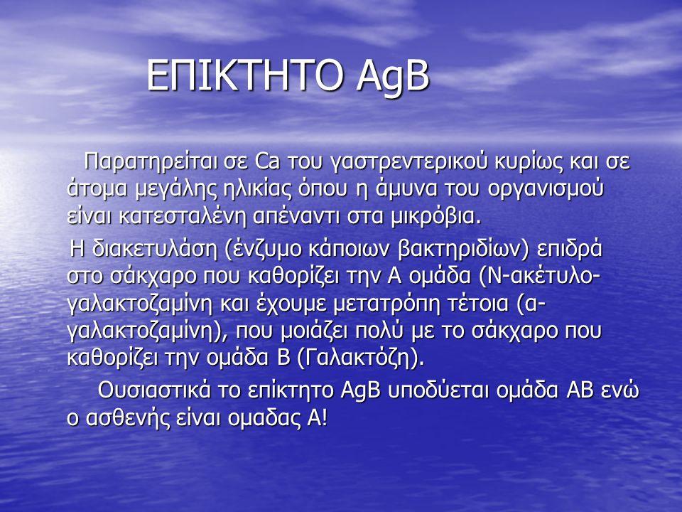 ΕΠΙΚΤΗΤΟ ΑgB
