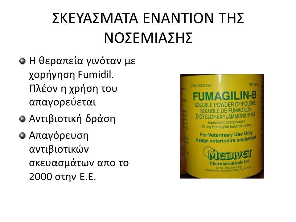 ΣΚΕΥΑΣΜΑΤΑ ΕΝΑΝΤΙΟΝ ΤΗΣ ΝΟΣΕΜΙΑΣΗΣ