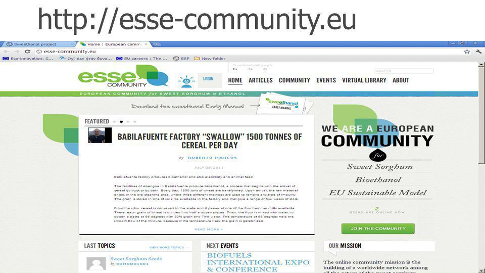 http://esse-community.eu