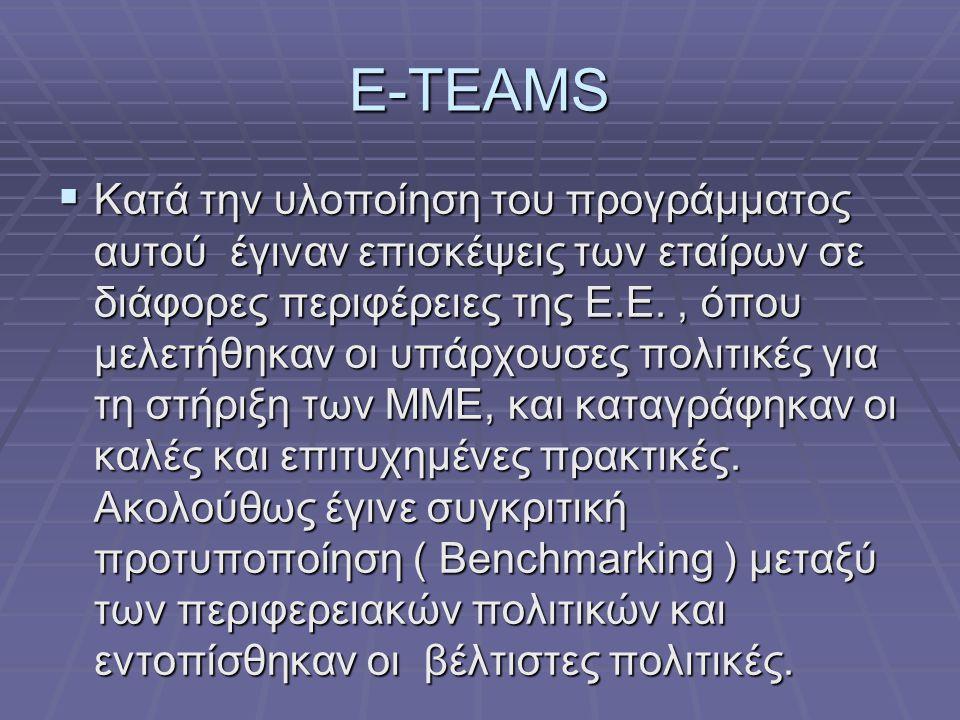 Ε-TEAMS