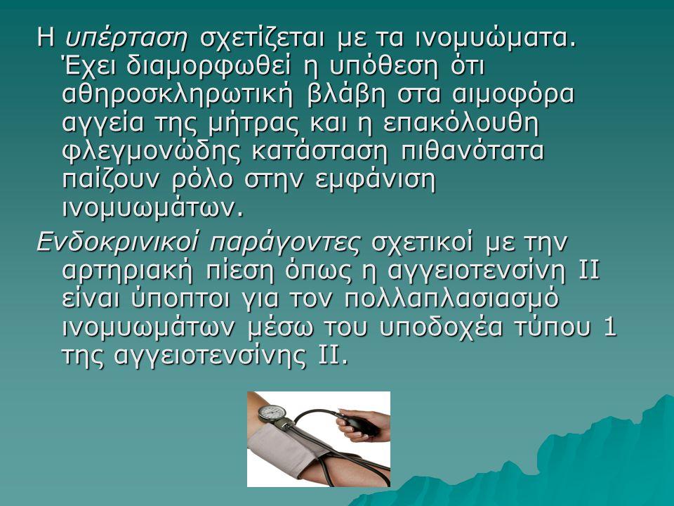 Η υπέρταση σχετίζεται με τα ινομυώματα