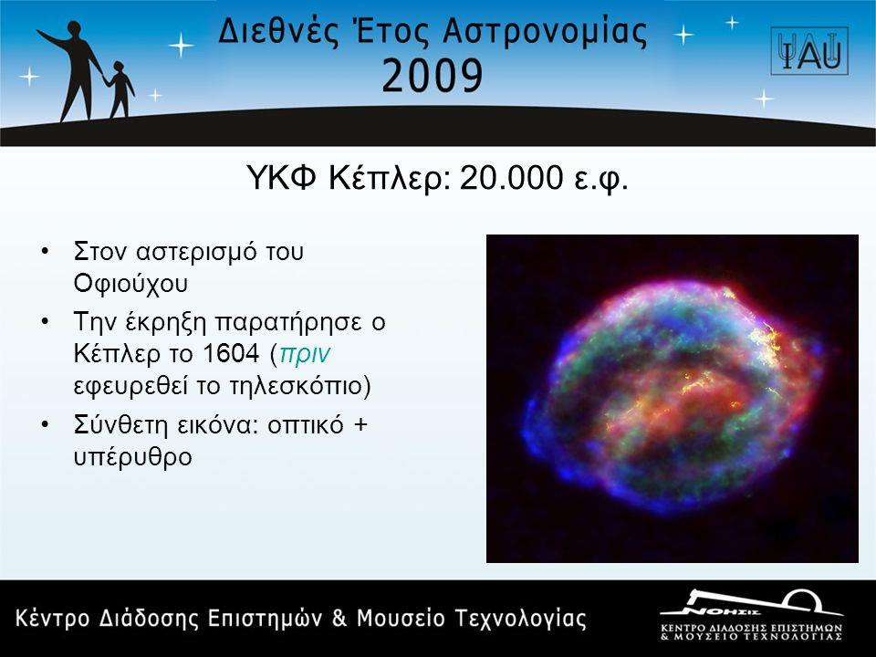 ΥΚΦ Κέπλερ: 20.000 ε.φ. Στον αστερισμό του Οφιούχου
