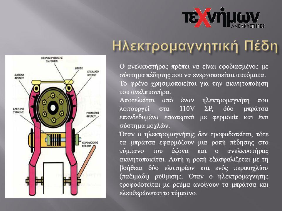 Ηλεκτρομαγνητική Πέδη