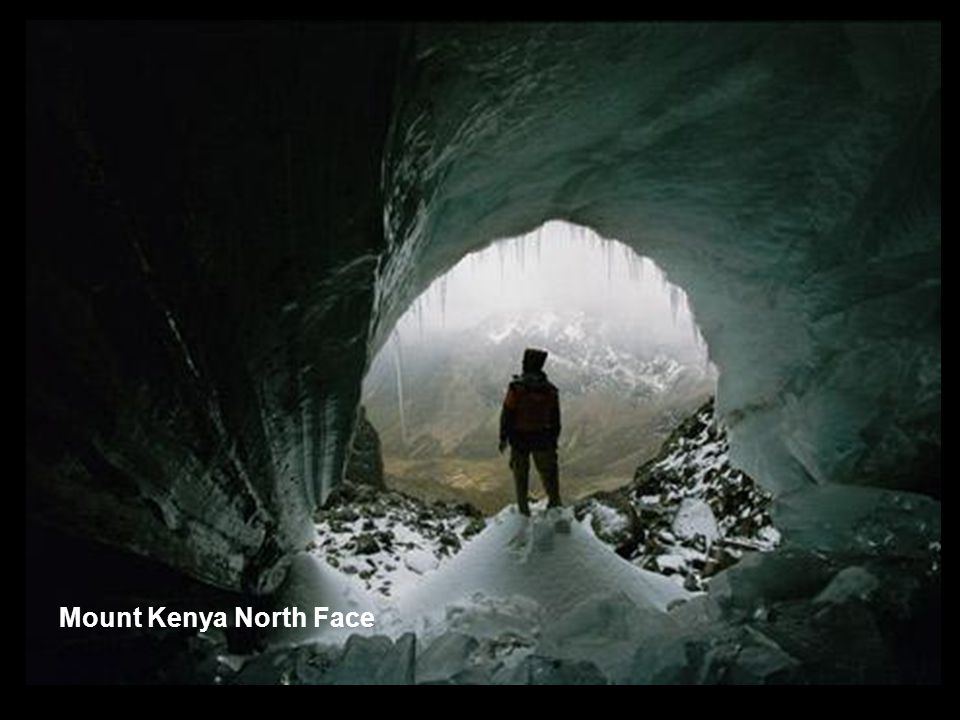 Mount Kenya North Face