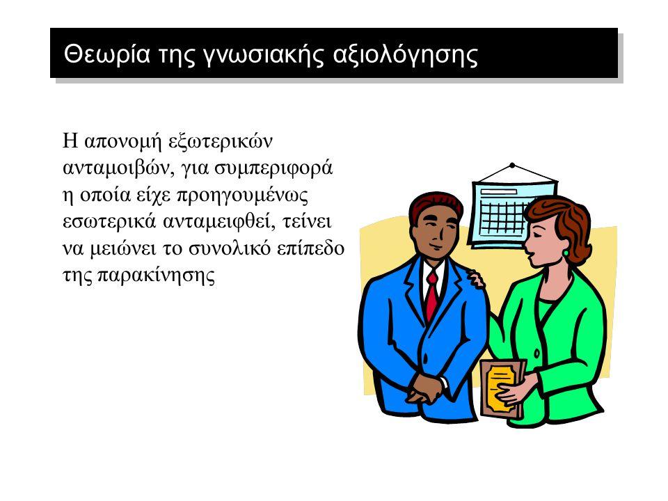 Θεωρία της γνωσιακής αξιολόγησης