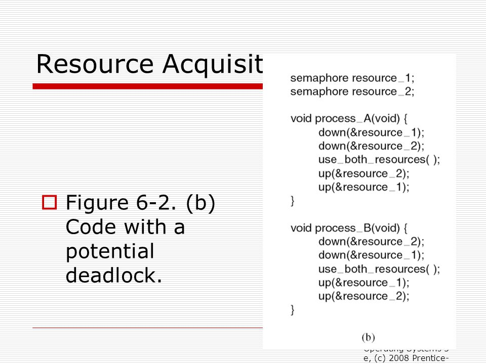 Resource Acquisition (3)