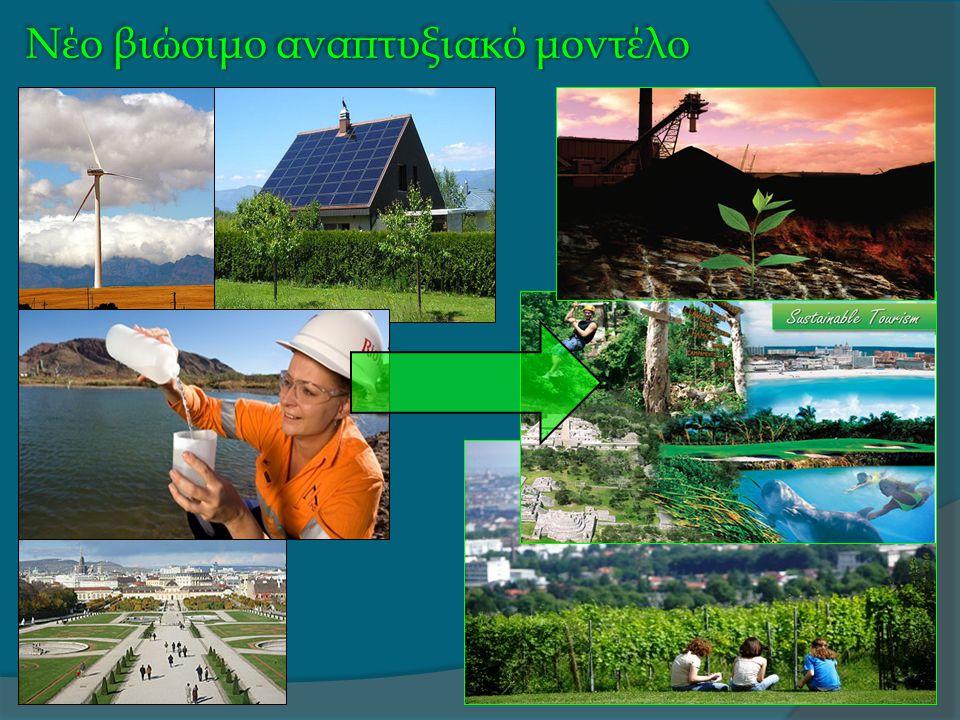 Νέο βιώσιμο αναπτυξιακό μοντέλο