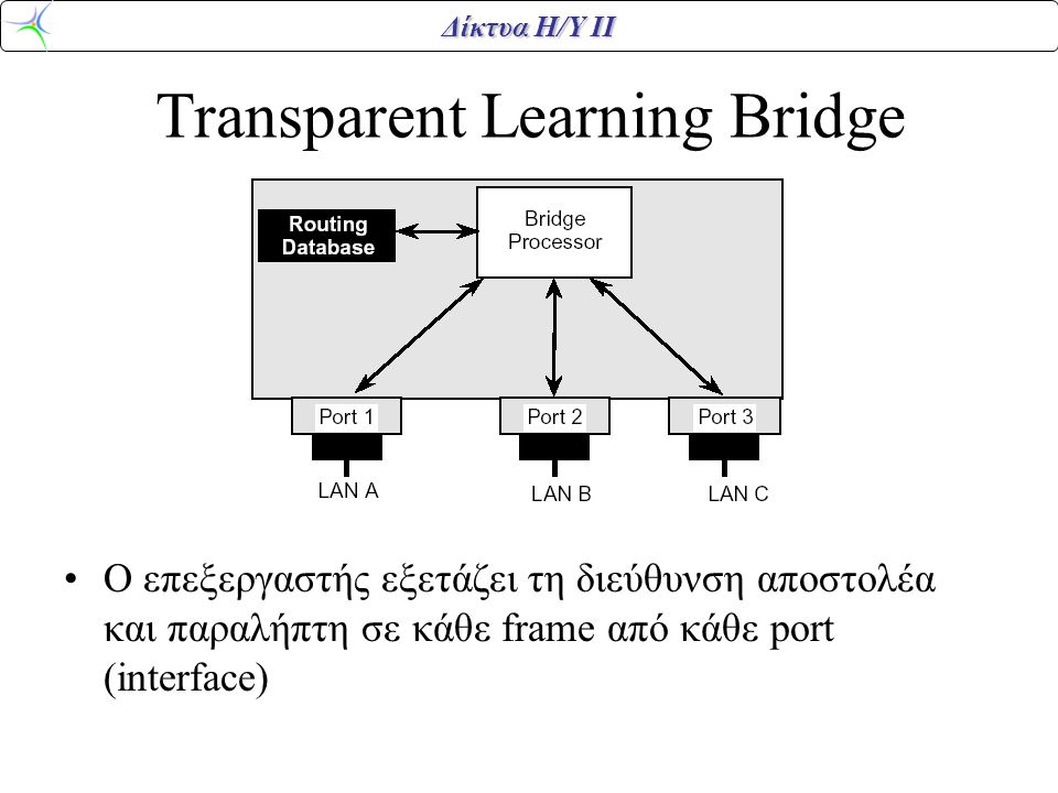 Transparent Learning Bridge
