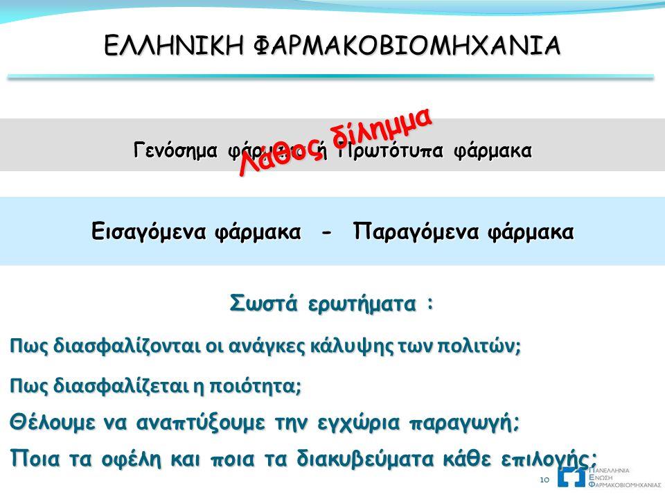 ΕΛΛΗΝΙΚΗ ΦΑΡΜΑΚΟΒΙΟΜΗΧΑΝΙΑ