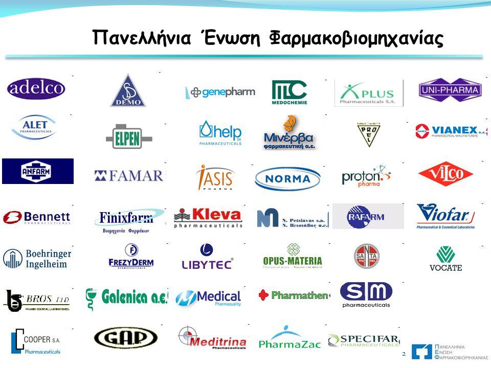 Πανελλήνια Ένωση Φαρμακοβιομηχανίας