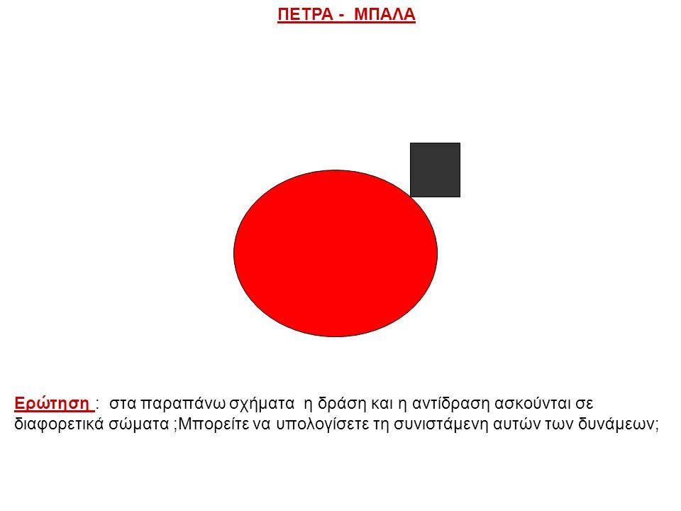 ΠΕΤΡΑ - ΜΠΑΛΑ