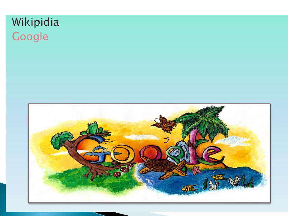 Wikipidia Google