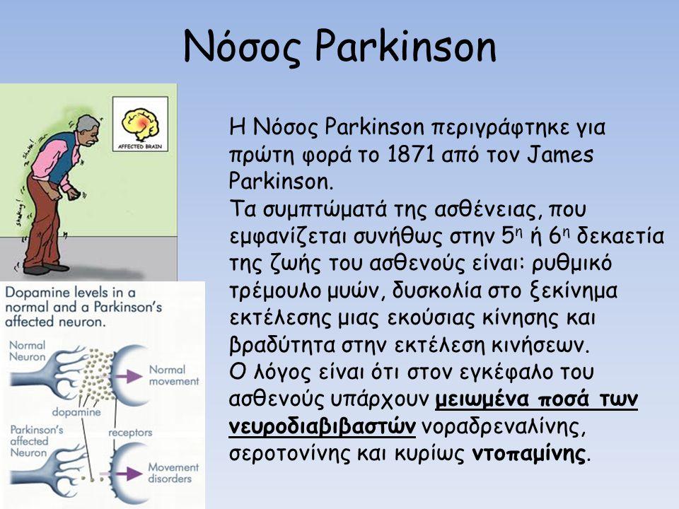 Νόσος Parkinson